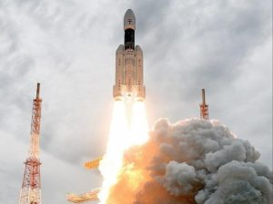The ISRO lost communication with the Chandrayaan 2 lander Vikram just minutes before its landing on the lunar surface. (Photo: ISRO)