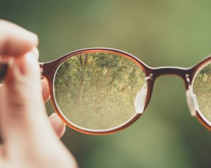 Clarity through spectacles. Photo by Bud Helisson on Unsplash