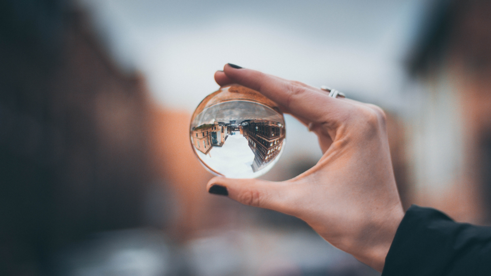 The ability to look at situations from a new lens is a very powerful tool used by high-achievers. Image by: Anika Huizinga